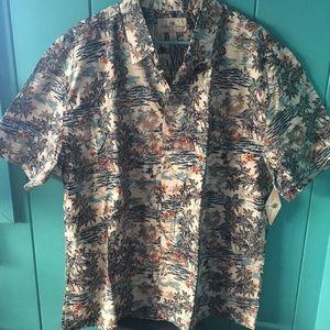Men's Aloha Shirt - NWT-